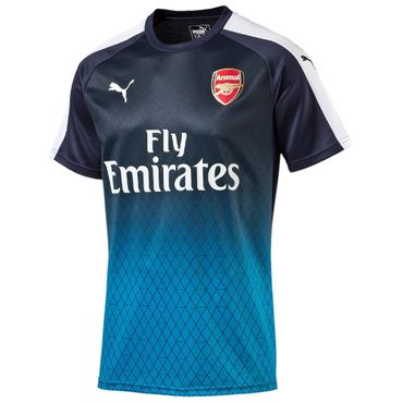 Puma AFC Arsenal London Stadion Tee Trainings Trikot 2016 – Bild 1