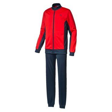 Puma Fun Poly Suit Kinder Trainingsanzug – Bild 4