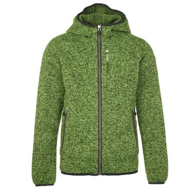 Killtec Eik Jr. Kinder Strickfleece Jacke – Bild 3