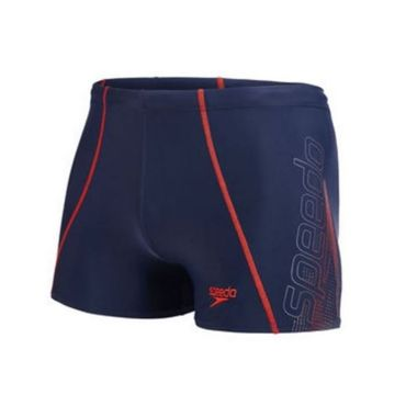 Speedo Logo Panel Aquashort Herren