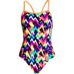 Funkita Damen Badeanzug Tip Top One Piece