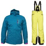 Killtec Peony Jr - Ski Set Kinder Skianzug