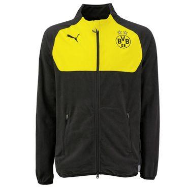 Puma BVB Borussia Dortmund Herren Fleecejacke 16-17