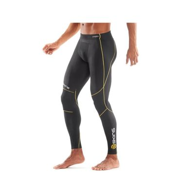 Skins A400 Long Compressions Tight Herren – Bild 3