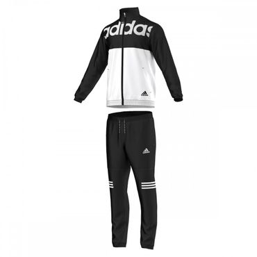 adidas ClimaLite Herren Trainingsanzug TS BTS – Bild 1