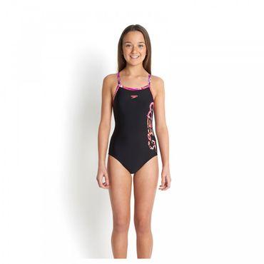 Speedo Muscleback Badeanzug Mädchen – Bild 2