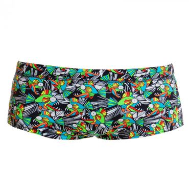Funky Trunks Jungen Mr Bitey Trunks Boys Badehose