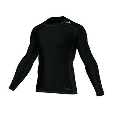 adidas TechFit Langarm Kompressionsshirt – Bild 2