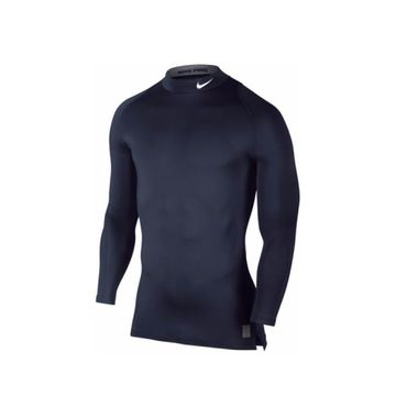 Nike Pro Cool Compression Long Sleeve Mock Top – Bild 2