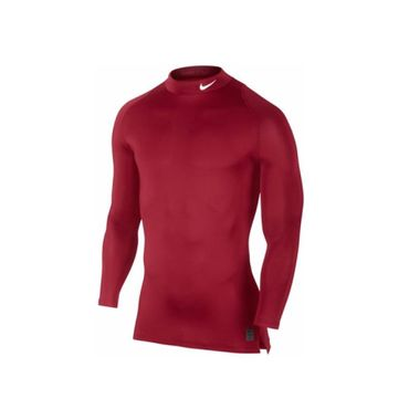 Nike Pro Cool Compression Long Sleeve Mock Top – Bild 3