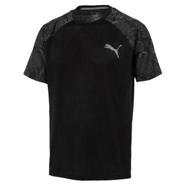 Puma Dri-Release SS Graphic Fitness T-Shirt Herren – Bild 2