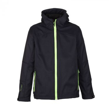 Killtec Jace Jr. Kinder Softshelljacke mit Kapuze