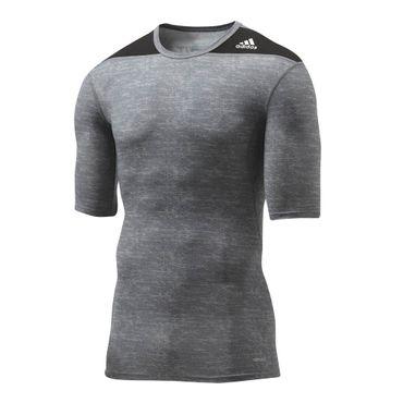 adidas TechFit Kurzarm Kompressionsshirt – Bild 2