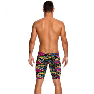 Funky Trunks Boys Jungs Jungle Jagger Jammer Badehose – Bild 3
