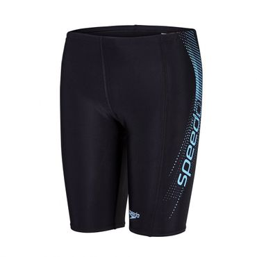 Speedo Sports Logo Kinder Jammer Badehose