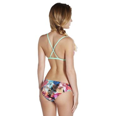 Speedo Flipturns Crossback Damen Bikini – Bild 3