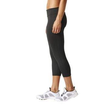 adidas D2M Damen 3/4 Fitness Sport Tight Hose – Bild 2