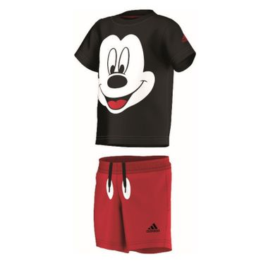 adidas Mickey Mouse Sommer Set Shirt+Hose für Kinder