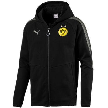 Puma BVB Borussia Dortmund Casuals Hoodie Pullover 2017-2018