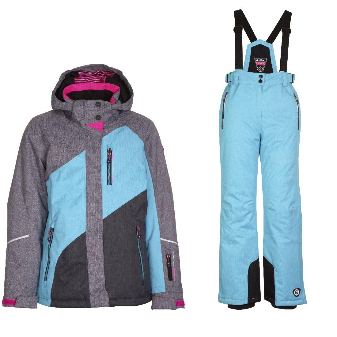 killtec alara jr ski set m dchen skianzug. Black Bedroom Furniture Sets. Home Design Ideas