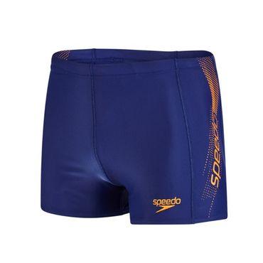 Speedo Sports Logo Panel Aquashort / Badeshort Herren