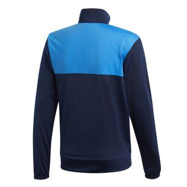 adidas Sportanzug Trainingsanzug Herren Back2 Basic Männer – Bild 7