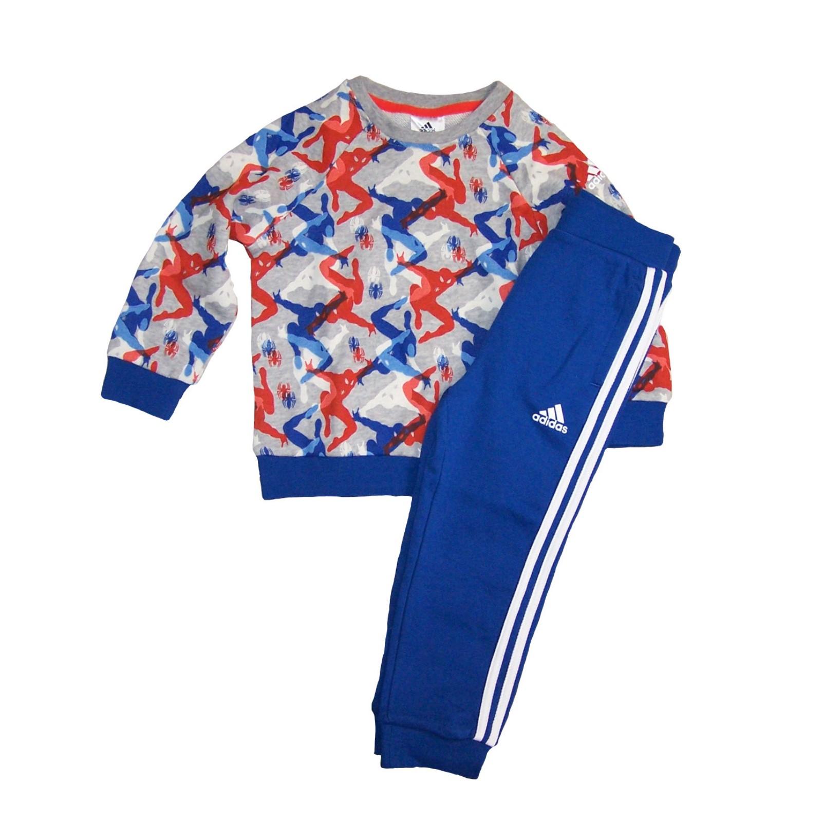 ADIDAS BABY I J 3S Jogger Sweater+Hose Trainingsanzug EUR