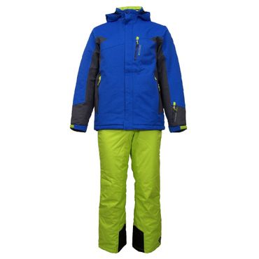 Killtec Ivanio Jr - Ski Set Kinder Skianzug – Bild 2