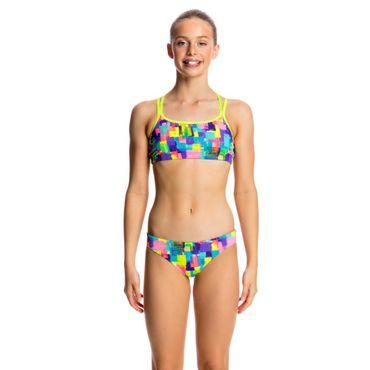 Funkita Mädchen Bikini Madam Monet Two Piece – Bild 2
