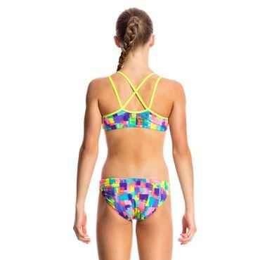 Funkita Mädchen Bikini Madam Monet Two Piece – Bild 3