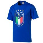 Puma Italien Badge Fan Tee WM 2018 001