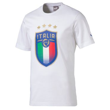 Puma Italien Badge Fan Tee WM 2018 – Bild 3
