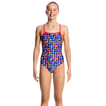 Funkita Mädchen Badeanzug Inked – Bild 2