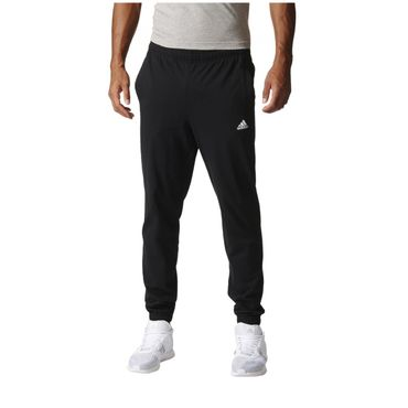 adidas Essentials Tapered Banded Single Jersey Pant – Bild 1