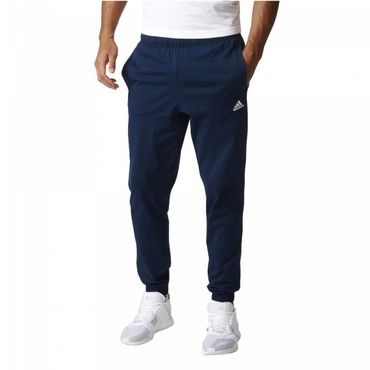 adidas Essentials Tapered Banded Single Jersey Pant – Bild 3