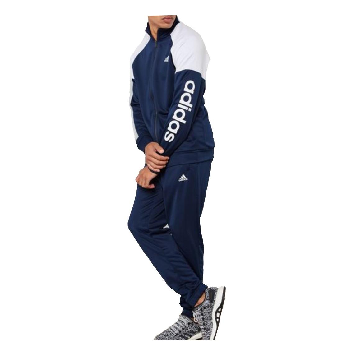 adidas MTS Herren Trainingsanzug