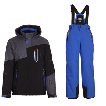Killtec Kinderskianzug Nibal  Jr - Ski Set Kinder Skianzug Level 5 – Bild 1