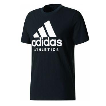 adidas Herren Baumwoll SID Branded Tee T-Shirt – Bild 3