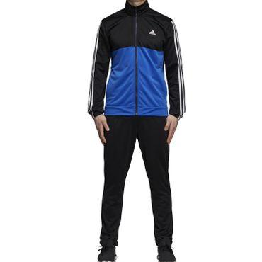 adidas Herren Back2Bas 3 Streifen Trainingsanzug – Bild 6