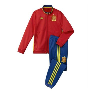 Adidas Spanien Kinder Trainingsanzug
