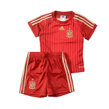 adidas Spanien Home Mini Kit