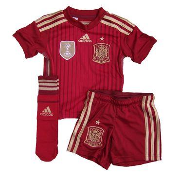 adidas Spanien Home Mini Kit