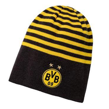 Puma BVB Borussia Dortmund Wintermütze – Bild 2