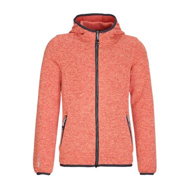Killtec Abine Jr. Kinder Strickfleece Jacke – Bild 3