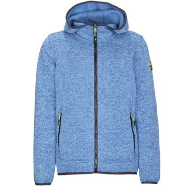 Killtec Eik Jr. Kinder Strickfleece Jacke – Bild 2