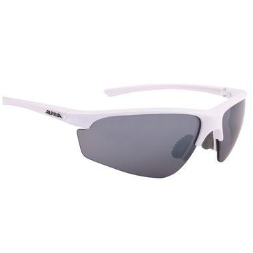 Alpina Sonnenbrille Tri-Effect 2.0 Sportbrille / Fahrradbrille mit Wechselgläsern – Bild 3