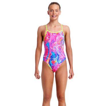 Funkita Badeanzug Kaleidocolour für Mädchen – Bild 2