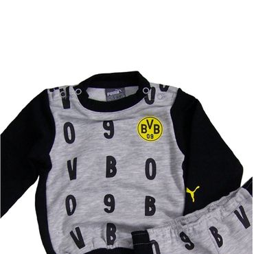 Puma BVB Borussia Dortmund Minicats Jogger 2018 - 2019 (Borussen Baby) – Bild 2