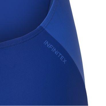 adidas Badeanzug Mädchen Infinitex 3 Streifen – Bild 6