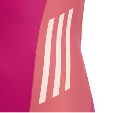 adidas Badeanzug Mädchen Infinitex 3 Streifen – Bild 9